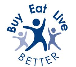 buy eat live better logo