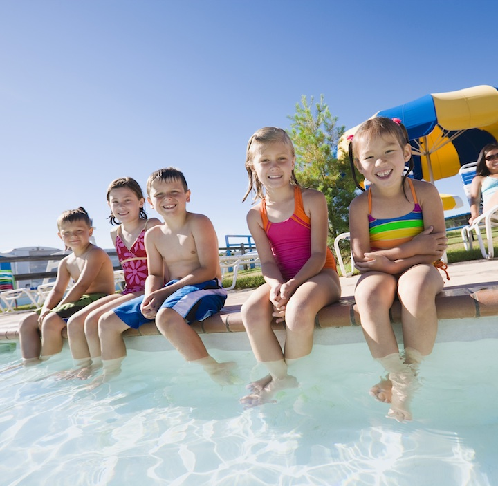Kids Public Swimming Pool enjoy fun in the water, but be safe   healthy gallatin